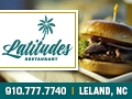 Latitudes Restaurant at Compass Pointe Leland Restaurants